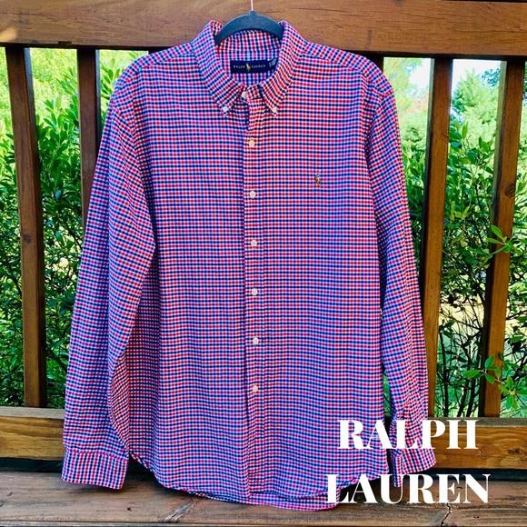 Ralph Lauren Other - Ralph Lauren Classic Button Up Shirt